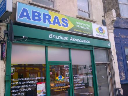 NW LONDON Brasilians