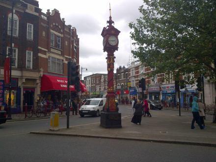 Local Jubilee Clock